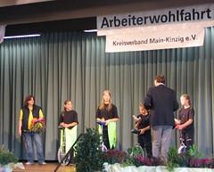 Auftritt bei der AWO, Sep 2006