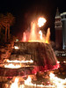 Volcano Erupts at the Mirage