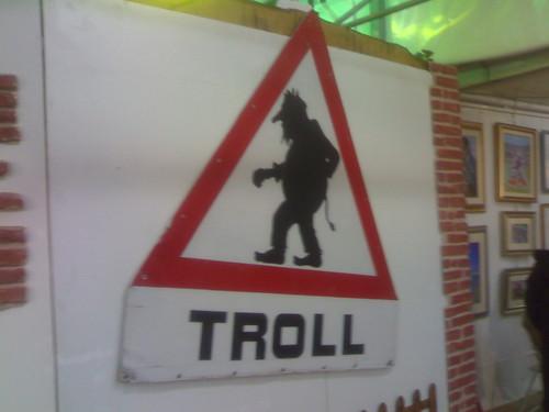 Pericolo Troll!