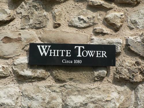 White Tower circa 1080