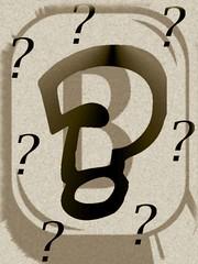 The Big BOOK SA Question Mark