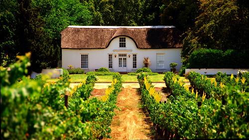 Stellenbosch cottage