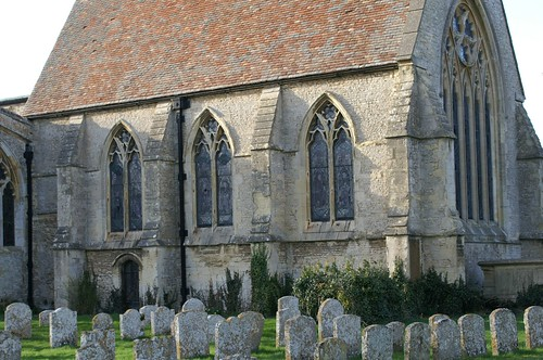 Great Haseley, Oxfordshire
