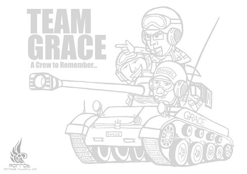 Team Grace - A Crew to remember