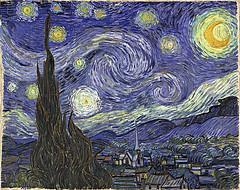 Vincent van Gogh, Starry Night