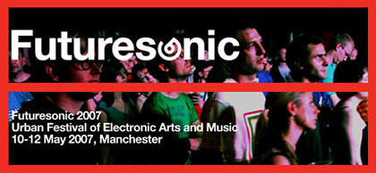 Urban Festival of Electronic Arts and Music.