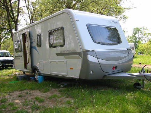 Should you insure your caravan when it isn't in use?
