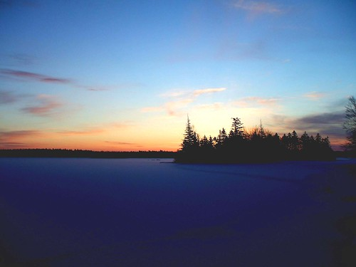 Sunrise On Ice