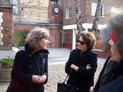 On our walking tour of the Old Jewish Quarter in East End