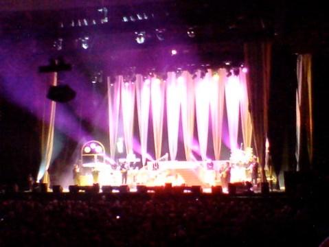 Dolly Parton i Globen