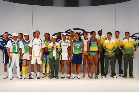 brazil uniforms - pan american games