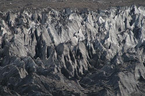 Glaciar Negro, Cerro Tronador