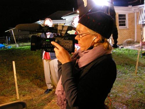Edwards' videoblogger - Reille Hunter