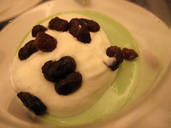 macha yogurt- 抹茶奶酪