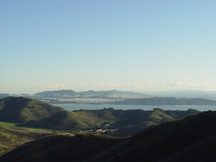 San Francisco View from Marin Headlands