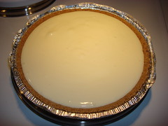 Ready for Oven, Creole Cream Cheese Cheesecake