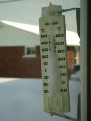 Non-germanic Thermometer