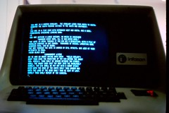 Screenshot of Zork in 1980