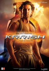 """Krrish"" poster"