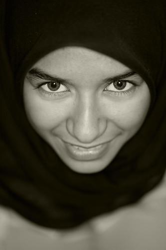 Make thy two eyes like stars start from their spheres..