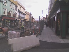 Main St Roadworks