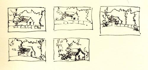Watercolor Online Lesson 3 Thumbnails