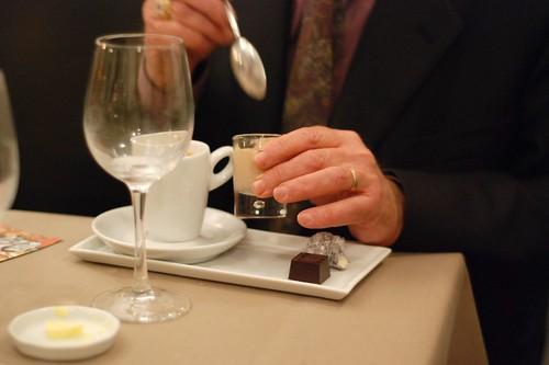 Koffie voor Goya