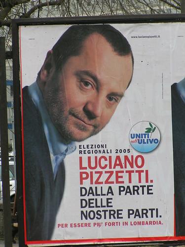Cremona - Manifesti elettorali