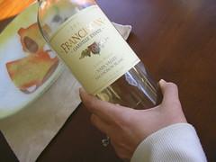 20070214 franciscan sauvignon blanc