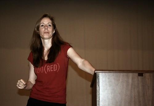 Laurie Speaking