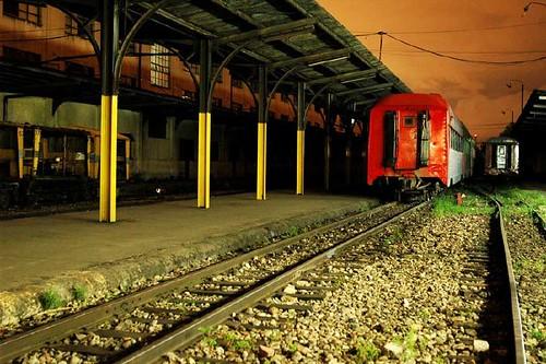 Tren fantasma de la Renfe