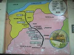La ruta del tren macho