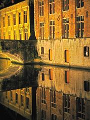 night canal