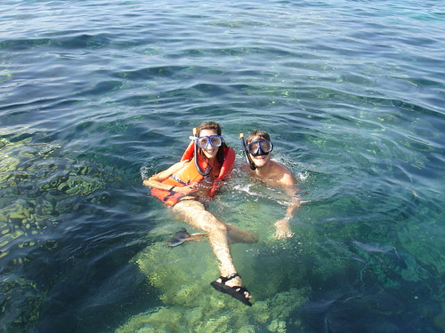 Snorkeling en Hin Klarng