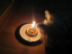 Shuggie's Birthday Cake