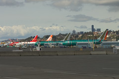 Boeing Field Flight Line