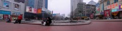 人民政府前広場