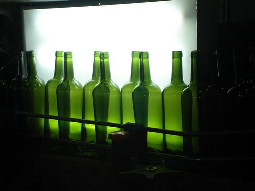 Botellas Dominio del Plata