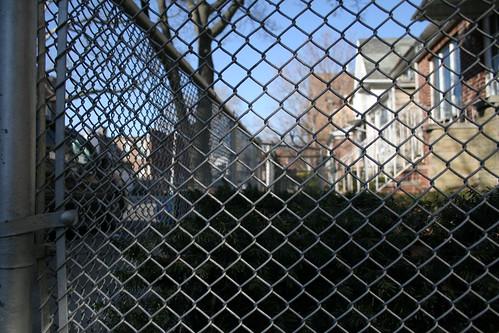 Fence Brooklyn, NY 2/5/07