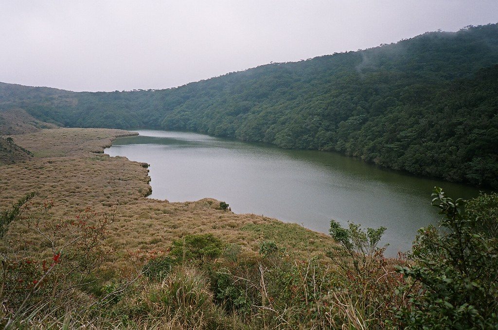 小鬼湖之戀-魯凱族民謠 – 牧行園地