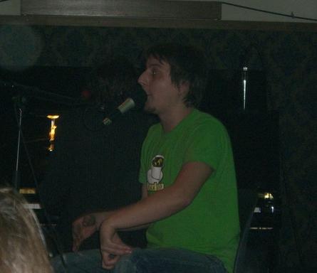 Toni Mahoni im Nachtasyl, 01.03.2007