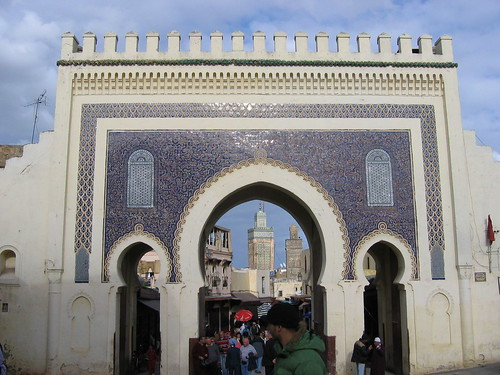 Fes - Blue Gate