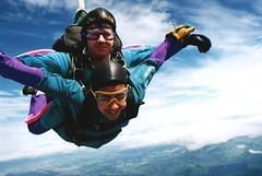 Simon Sky Diving