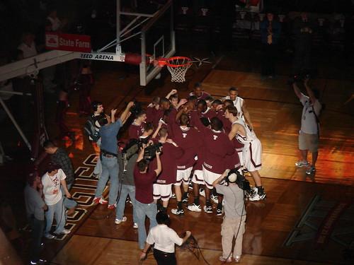 '07 Fightin' Texas Aggie Men's Basketball! A-Whoop! by sarowen.