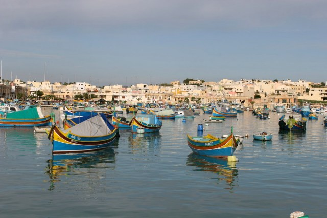 Marsaxlokk by zoonabar, on Flickr