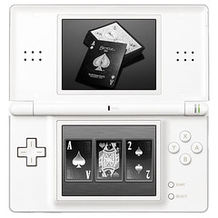 Reversed Deck skin for M3 DS Simply (R4)