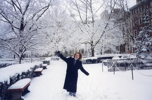 April Snowstorm 1998