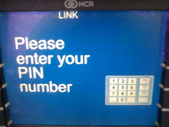 Please enter you personal identification numbe...