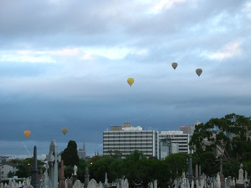 Taken from the Melbourne General Cemetery by Leni McPoopies