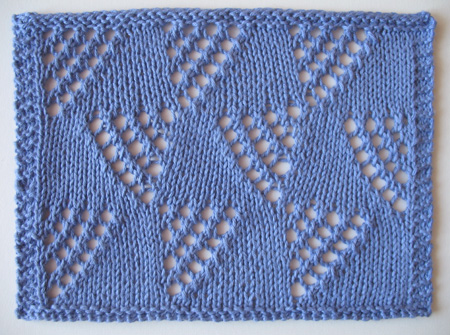 A Second Treasury Of Knitting Patterns : 12. Lace (2nd) The Walker Treasury Project Page 6